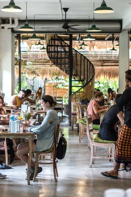 alchemy vegan restaurants ubud travel