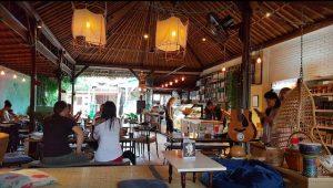 Sayuri cafe Business YES