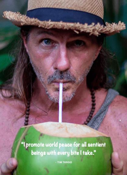 Tim Tango Bali Vegan Book