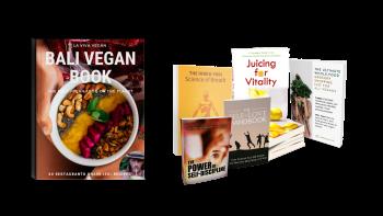 Bali Vegan Book Vegan Recipes