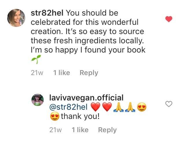Bali vegan book Review 2