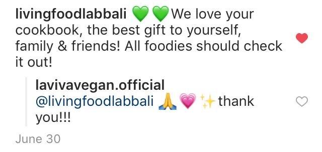 Bali Vegan Book Review