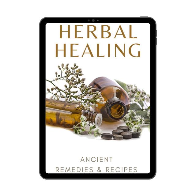 herbal healing cover
