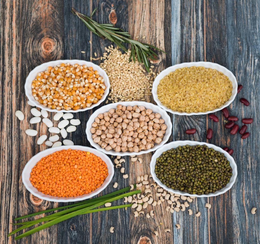 pulses, lentils, beans