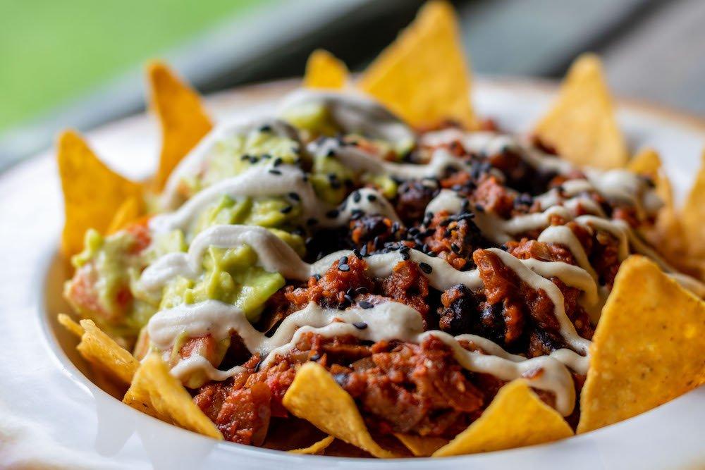 vegan diet vegan nachos