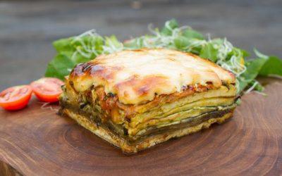 byCafe lasagna